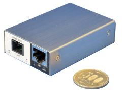 超小型イーサネット光メディアコンバータ|<p>SCMC03シリーズ、 SCMC03Gシリーズ</p>