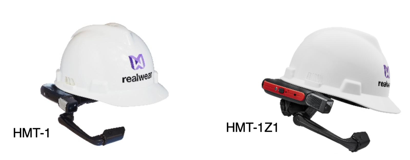 スマートグラスシステム <p>HMT-1<br />HMT-1Z1*<br />(防爆対応モデル)</p>